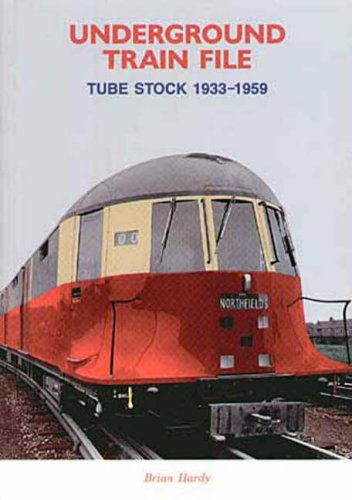 Underground Train File: Tube Stock 1933-1959 (1854142356) by Brian Hardy