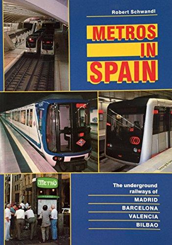 9781854142429: Metros in Spain