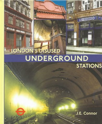 9781854142504: London's Disused Underground Stations