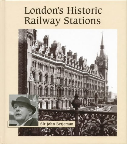 9781854142542: London's Historic Railway Stations