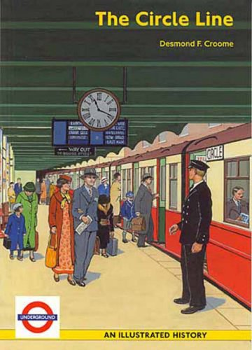 9781854142672: The Circle Line: An Illustrated History