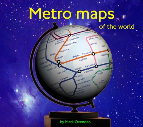 9781854142726: Metro Maps of the World (World Maps)