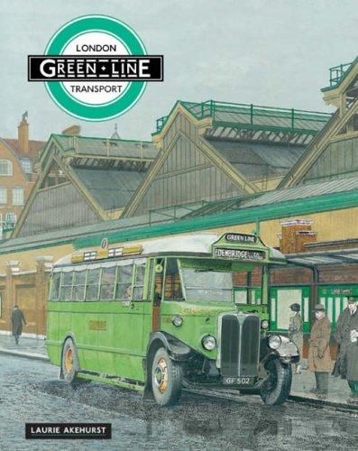 London Transport Green Line: Laurie Akehurst
