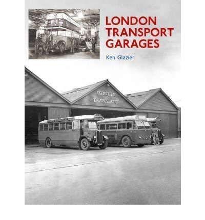 9781854142993: London Transport Garages