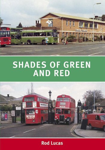 9781854143013: Shades of Green and Red