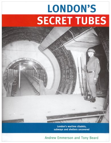9781854143112: London's Secret Tubes