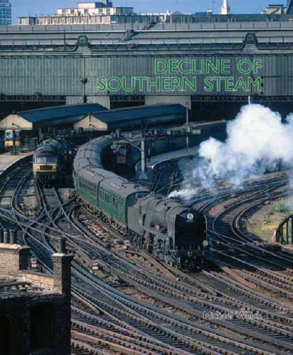 9781854143136: The Decline of Southern Steam
