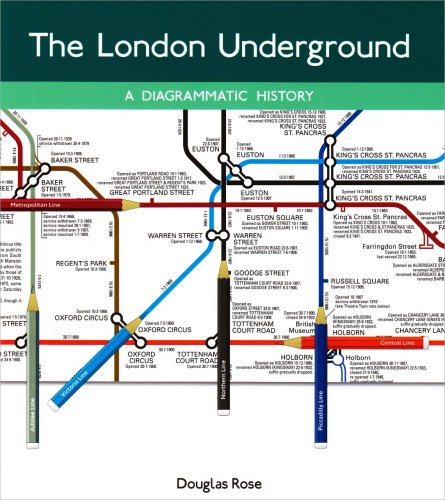 The London Underground: A Diagramatic History