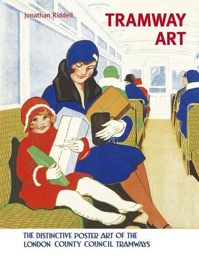 Tramway Art: Riddell, J