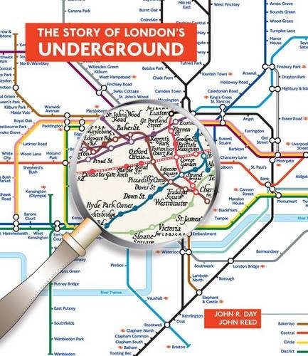 9781854143419: The Story of London's Underground