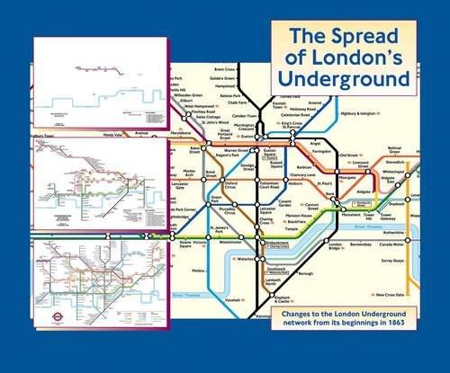 9781854143440: The Spread of London's Underground