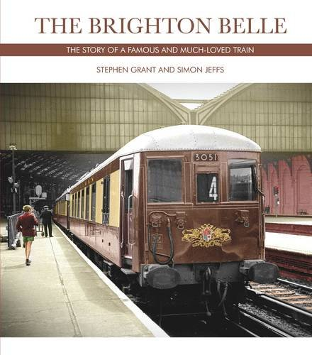 9781854143624: The Brighton Belle