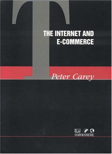 9781854182159: The Internet and E-commerce
