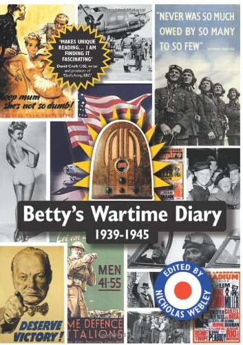 9781854182210: Betty's Wartime Diary 1939-1945