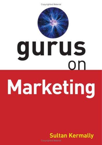 9781854182388: Gurus on Marketing
