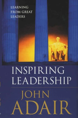 9781854182616: Inspiring Leadership: Learning from Great Leaders