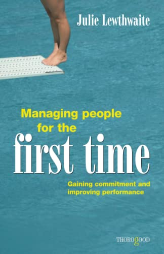 9781854183323: Managing People for the First Time