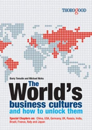 9781854183699: The World's Business Cultures: And How to Unlock Them