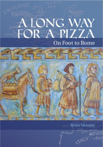 9781854187901: A Long Way for a Pizza