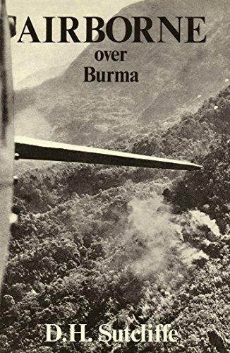 9781854210159: Airborne: Over Burma