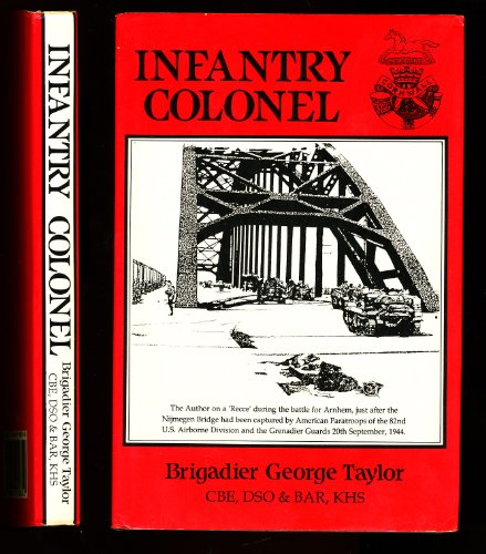 9781854210852: Infantry colonel