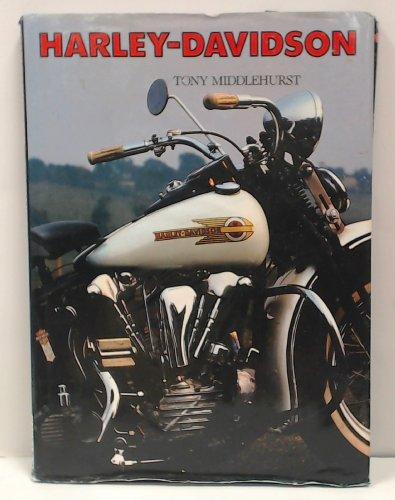 9781854220141: Harley-Davidson