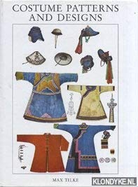 Costume Patterns and Designs: Tilke, Max (Author)