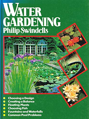 9781854223272: Water Gardening (Penguin Garden Centre Guides.)