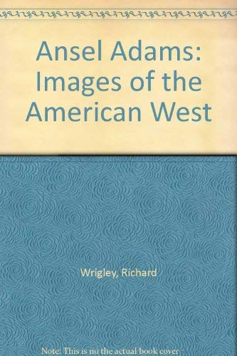 9781854223920: Ansel Adams: Images of the American West