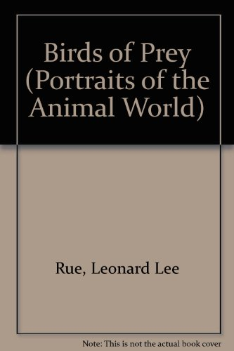 9781854224880: Birds of Prey (Portraits of the Animal World)