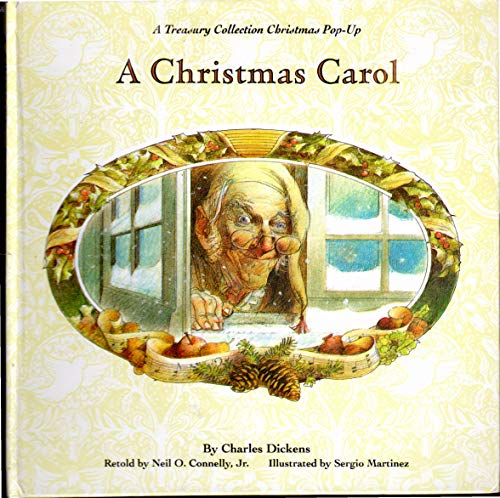 A Treasury Collection Christmas Pop Up A: Charles Dickens