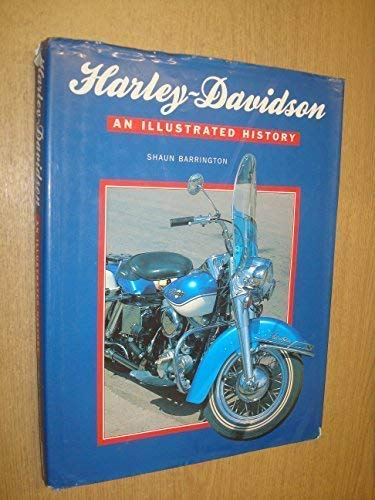9781854225641: Harley Davidson: An Illustrated History (English and Spanish Edition)