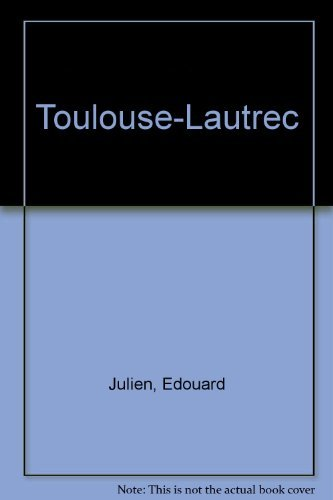 Toulouse Lautrec (English and Spanish Edition): McDonald, Jesse