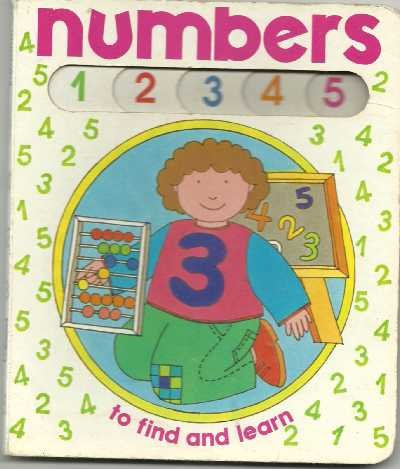 9781854226716: Numbers: To Find and Learn (Find & Learn)