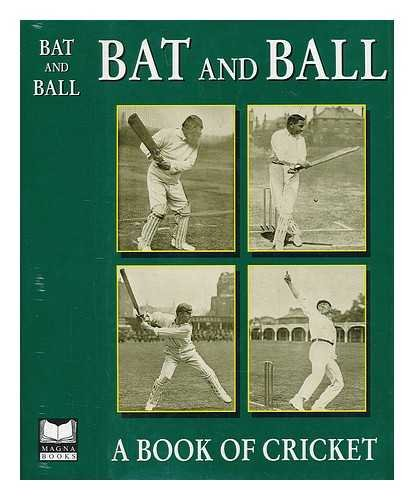 9781854227003: Bat and Ball: Book of Cricket
