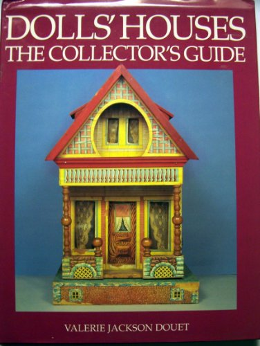 9781854227751: Dolls' Houses: The Collector's Guide