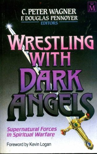 9781854241283: Wrestling with Dark Angels