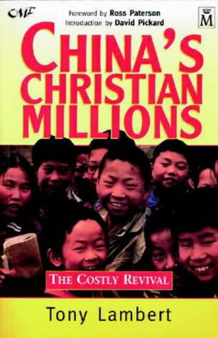 9781854244314: China's Christian Millions: The Costly Revival