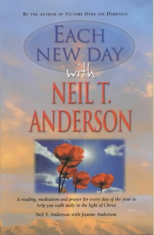 9781854245632: Each New Day with Neil T.Anderson