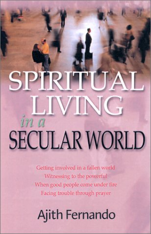 9781854245786: Spiritual Living in a Secular World: Applying The Book Of Daniel Today