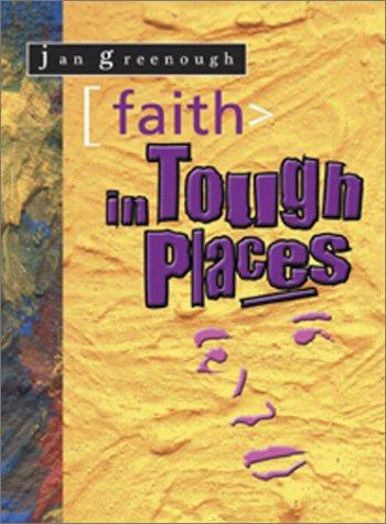 9781854245854: Faith in Tough Places (Hard Places)