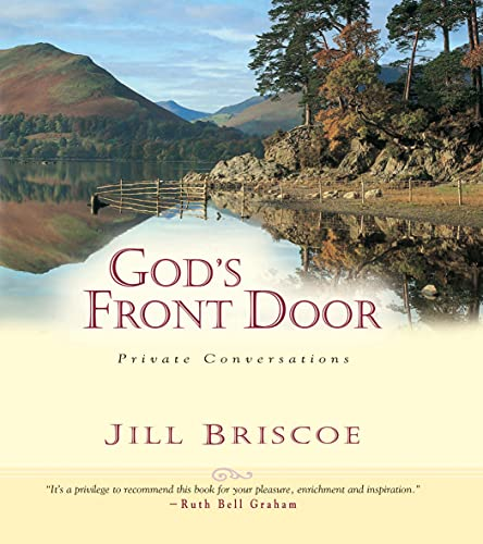 God's Front Door: Private Conversations (1854246410) by Jill Briscoe