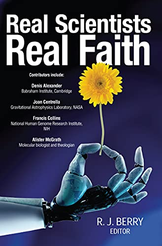 9781854248848: Real Scientists Real Faith