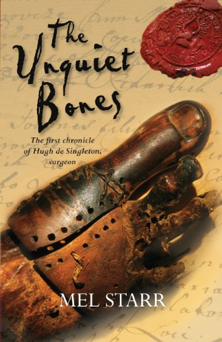 9781854248855: The Unquiet Bones (Chronicles of Hugh de Singleton, Surgeon)