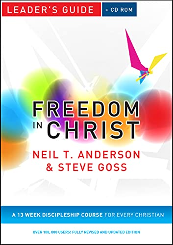 9781854249395: Freedom in Christ Leader's Guide: A 13 Week Discipleship Course for Every Christian (Freedom in Christ Course)