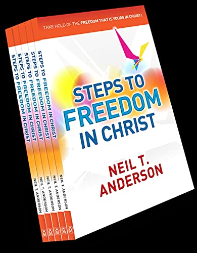 9781854249449: Steps to Freedom in Christ Workbook (Freedom in Christ Course)