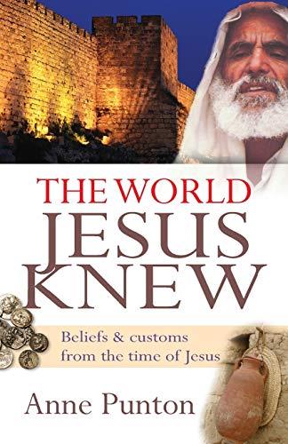 9781854249470: The World Jesus Knew