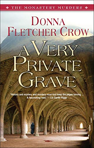 A Very Private Grave (The Monastery Murders) (9781854249685) by Donna Fletcher Crow