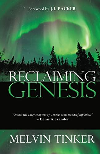9781854249975: Reclaiming Genesis