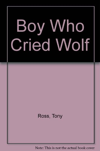 9781854300294: The Boy Who Cried Wolf (English and Vietnamese Edition)